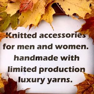 Accessories - Handmade Accessories for Women and Men